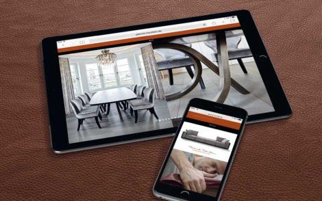 Webdesign von einer Werbeagentur aus Düsseldorf